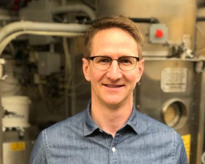 Photo of Peter Watts